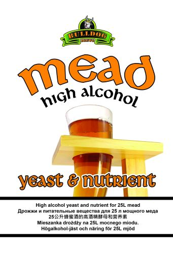 Bulldog Mead Yeast