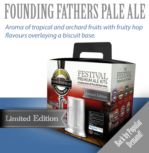 Founding Fathers Pale Ale