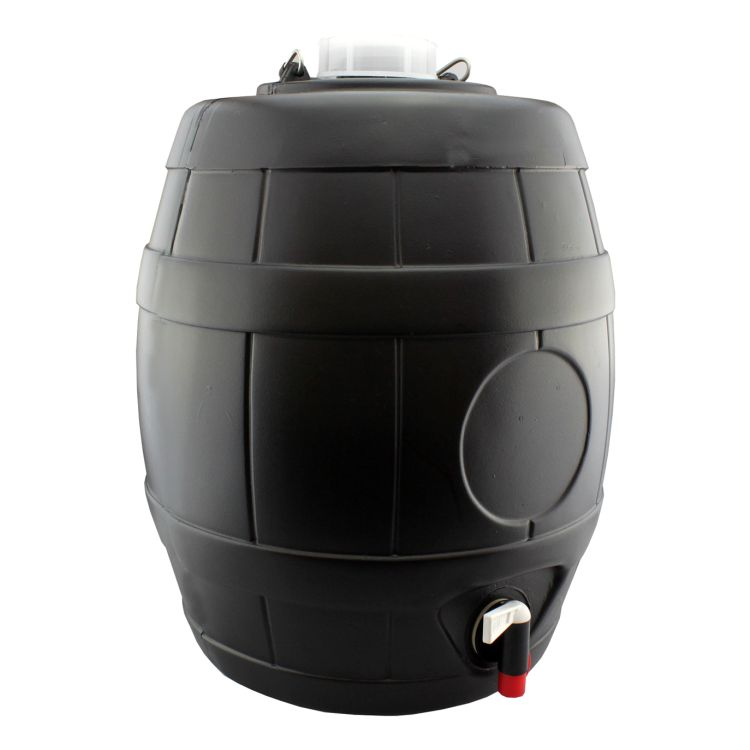 Cider Barrel w/vent and tap 5 gal