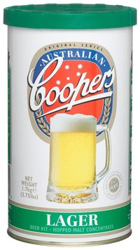 Coopers Lager