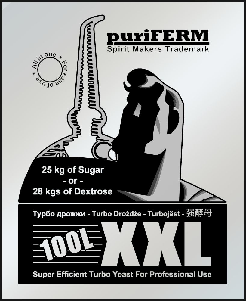 Puriferm XXL Turbo 100L