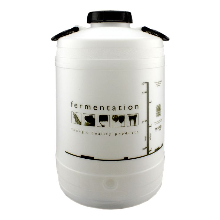 Wide Neck Wine Fermenter