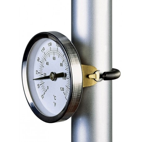 Dial Pipe Thermometer